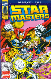 Marvel Top -2- Les Star Masters