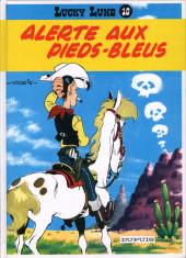 Lucky Luke -10c2001- Alerte aux Pieds-Bleus