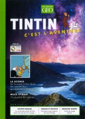 Tintin - Divers -Géo08- Tintin - C'est l'aventure - N° 8
