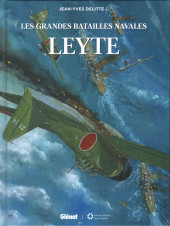 Les grandes batailles navales -17- Leyte