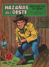 Hazañas del Oeste -177- Número 177