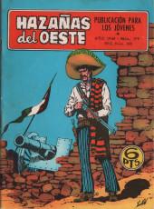 Hazañas del Oeste -179- Número 179