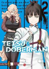 Tetsu & Doberman -2- Tome 2