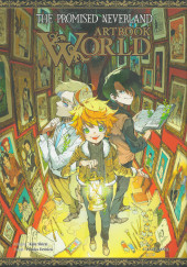 The promised Neverland -HS3- Artbook World