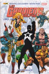Les gardiens de la Galaxie (L'Intégrale) -7- 1993 - 1994