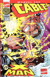 Marvel Top -3- Cable vs X-Man