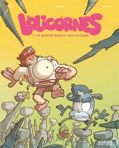 Lolicornes -2- La grande licorne rose invisible