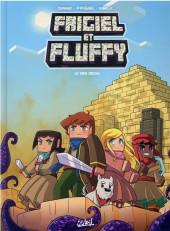 Frigiel et Fluffy -10- Le dieu déchu