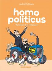 Homo politicus -2- Campagne à la campagne