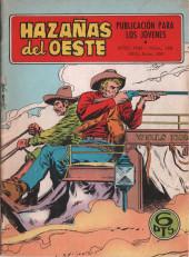 Hazañas del Oeste -188- Número 188