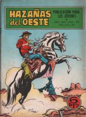 Hazañas del Oeste -192- Número 192