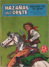 Hazañas del Oeste -193- Número 193