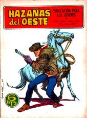 Hazañas del Oeste -194- Número 194