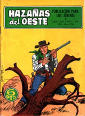 Hazañas del Oeste -196- Número 196