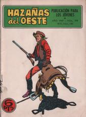 Hazañas del Oeste -198- Número 198