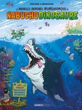 Nabuchodinosaure (Les nouvelles aventures apeupréhistoriques de) -5- Tome 5