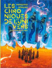 Les chroniques de l'Univers -2- Les Mangeurs de temps