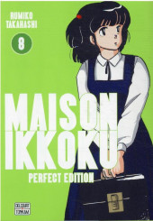 Maison Ikkoku (Perfect Edition) -8- Tome 8