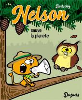 Nelson (petit format) -2- Sauve la planète