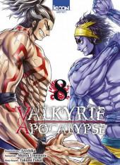 Valkyrie Apocalypse -8- Tome 8