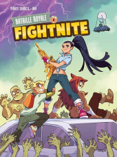 Fightnite Bataille royale -4- Tome 4