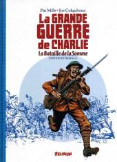 La grande Guerre de Charlie -1INT- La Bataille de la Somme Intégrale