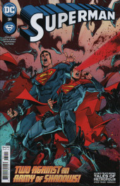 Superman Vol.5 (DC Comics - 2018) -31- The One who Fell - Part Two