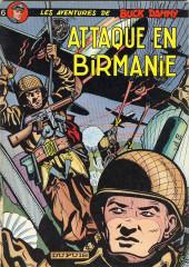Buck Danny -6c1977- Attaque en Birmanie