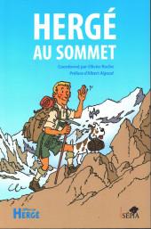 (AUT) Hergé - Hergé au sommet