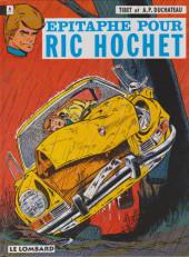 Ric Hochet -17e1997- Épitaphe pour Ric Hochet