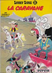 Lucky Luke -24a1978- La caravane