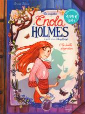 Les enquêtes d'Enola Holmes -1a2021- La double disparition