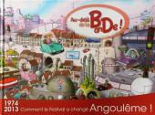 (DOC) Études et essais divers - Au-delà de la BanDe ! 1974-2013, comment le Festival a changé Angoulême