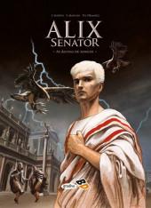 Alix Senator (en portugais) -1- As Águias de sangue