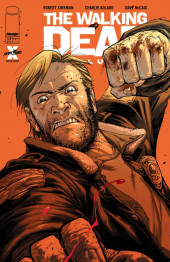 The walking Dead (2020) - Deluxe -17- Issue #17