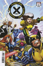 Planet Sized X-Men -1C- Issue #1