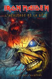 Iron Maiden -1- L'héritage de la bête