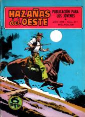Hazañas del Oeste -211- Número 211