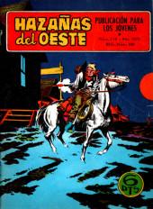 Hazañas del Oeste -214- Número 214
