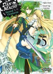 DanMachi - Sword Oratoria -5- Volume 5