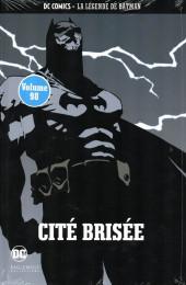 DC Comics - La légende de Batman -9898- Cité brisée