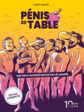 Pénis de table - Tome a2021