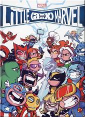Little Marvel vs Avx