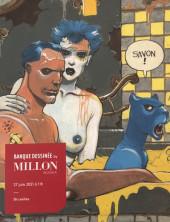(Catalogues) Ventes aux enchères - Millon - Millon - bandes dessinées - 27 juin 2021 - Bruxelles