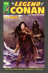 The savage Sword of Conan (puis The Legend of Conan) - La Collection (Hachette) -9419- La Mort