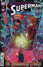 Superman Vol.5 (DC Comics - 2018) -30- The One who Fell - Part One