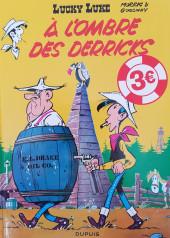 Lucky Luke -18g2021- A l'ombre des Derricks