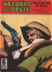 Hazañas del Oeste -221- Número 221