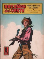 Hazañas del Oeste -231- Número 231