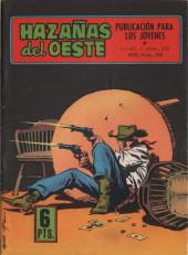 Hazañas del Oeste -232- Número 232